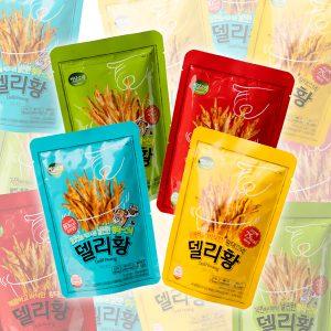 減醣高鈣韓國黃太魚乾 (20包任選)