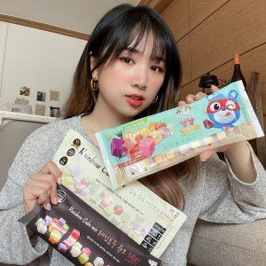 買10送3!韓國彩虹芝士磚(口味任選)